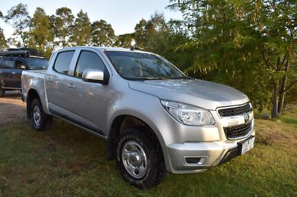 Holden colorado, 2015 my16, twin cab, duel cab, 4x4, Ute Bairnsdale East Gippsland Preview