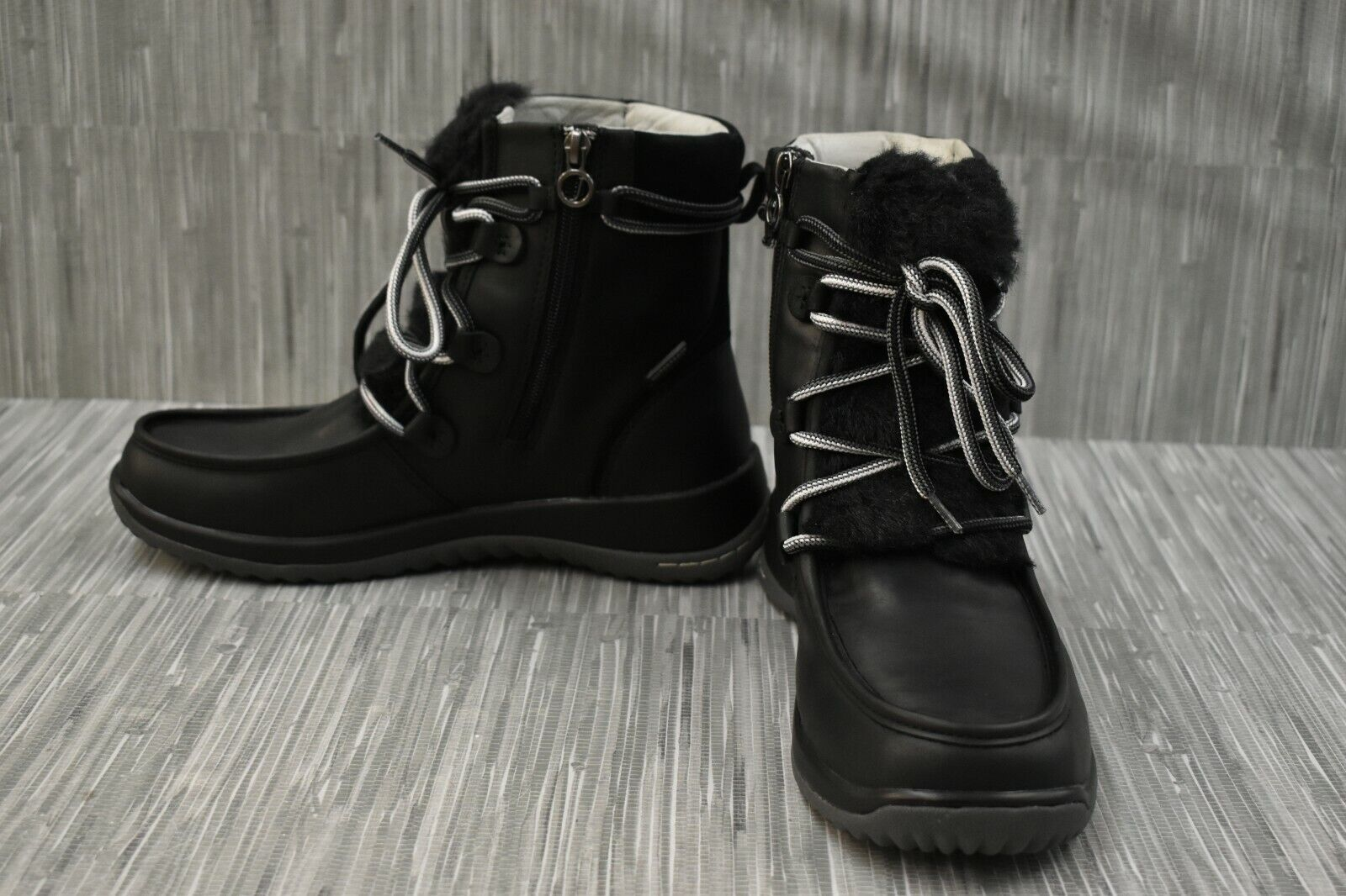 Jambu Denali WJ17DLI01 WP Boots - Women's Size 9.5M, Black