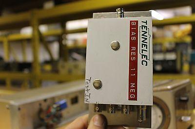 Tennelec Amplifier Nim Bin Module Pre-amp