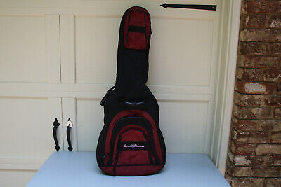 Road Runner Padded Soft Acoutstic/Electric Guitar Case / Gig bag