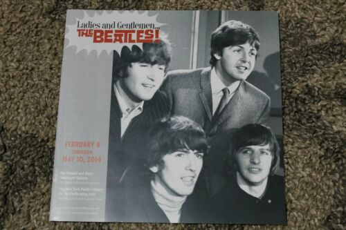 Ladies and Gentlemen The Beatles! Special New York Program February-May 2014