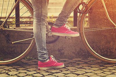 Viele Studenten nutzen das Fahrrad als günstiges Fortbewegungsmittel. (Foto: Thinkstock)