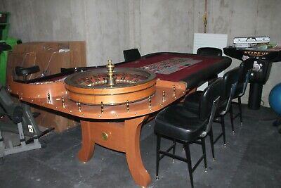 30'' Roulett table