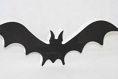Halloween Deko-Fledermaus Dekoration Styropor 45 - Fledermaus Dekorationen