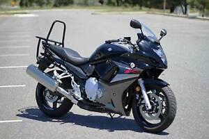 Suzuki GSX650F Motorcycle
