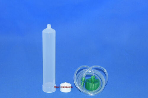 100cc Clear Air Syringe with Adaptor Assembly