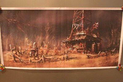Fallout 4 Art Print, Loot Crate, New!