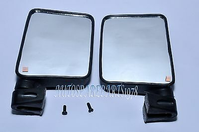Suzuki Side Door Mirror Set. Left Right Carry Holden Scurry Omni Van