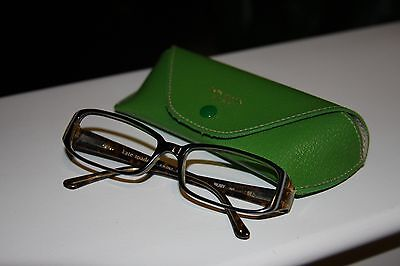 Kate Spade Preowned Ruby RX Glasses Sunglasses Frame Only/NO Lenses With Case