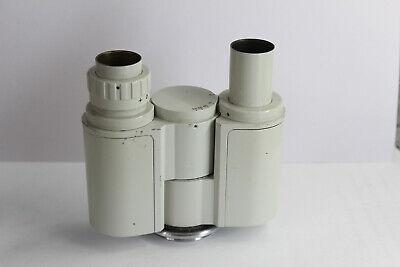 Zeiss Jena Microscope Binocular Head D 23 Mm Jenamed Jenaval Jenatech