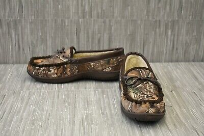 Itasca Sportsman Realtree Xtra 2202240 Slipper - Men's Size 11 - Camo
