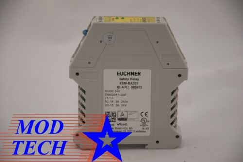 Euchner ESM-BA301 (New-No-Box)