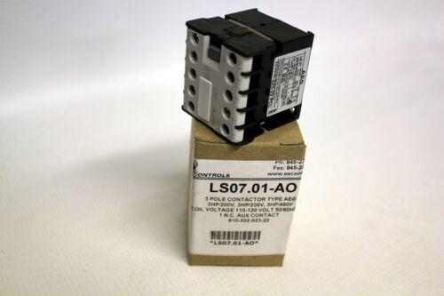 AEG/ EEC Controls - LS07.01-A-O