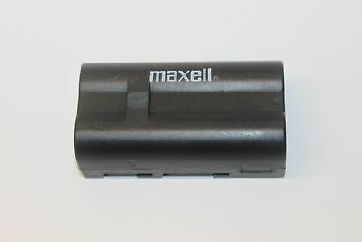 Maxell Lithium Ion Battery Pack Li-Ion Replacement for Digital Video Camcorder