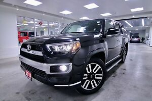2014 Toyota 4Runner LIMITED,ONE OWNER, NON SMOKER FULL SERVICE H