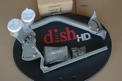 Dish Network 1000 2 Eastern Arc Dpplus Hdtv 72 7   61 5 Dish Antenna Kit 3 Outs