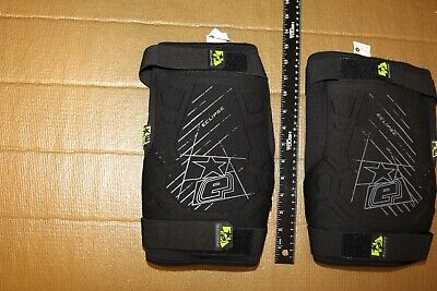 Eclipse Overload Paintball Competition Knee Pads size XL Pair team gear