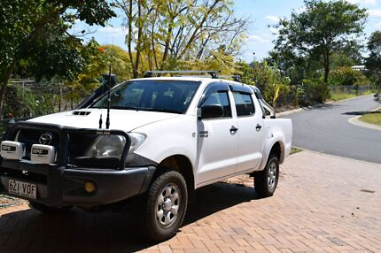 2011 HILUX DUAL CAB SR T/DIESEL 4X4 REGO AND RWC Eight Mile Plains Brisbane South West Preview