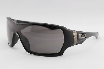 NEW Oakley Offshoot Matte Black w/Warm Grey Sunglasses OO9190-01