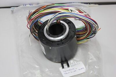 Nordiko Litton Poly Scientific 12 Way Slip Ring Slipring Assembly