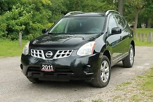 2011 Nissan Rogue SV | AWD | Heated Seats | CERTIFIED + E-Tested