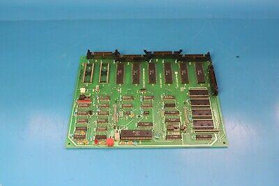 Cincinnati Milacron. 823609 Rev E Micro Logic Circuit Board