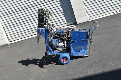 Graco Viscount Ii Hydraulic Pump With Motor