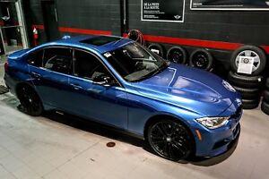 2015 BMW 335i xDrive-M  Sport Performance- RARE 6 VIT. Manuelle.
