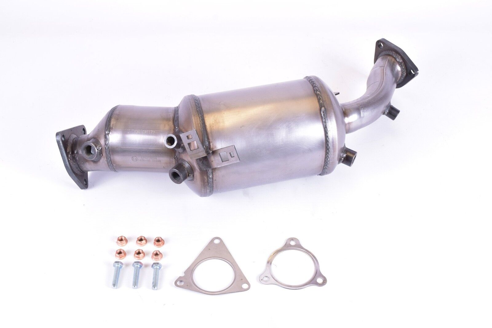 Details about AUDI A4 2 0 TDi 04/08 ON DIESEL PARTICULATE FILTER DPF CAT &  FITTING KIT