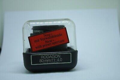 Rodenstock RODAGON 80mm1:4,0