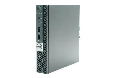 Dell OptiPlex 7040 Micro, i5 6500T, 8GB RAM, 256GB SSD