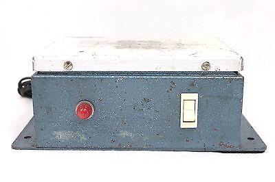 Vintage Dental Lab Vibrator Shaker Oscillator Machine Tested Works Free Shipping