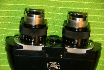 Zeiss Binocular Head For Wl Standard Photo Microscope
