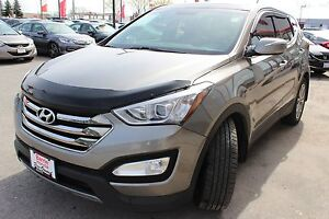 2013 HYUNDAI SANTA FE SPOR - AWD - LEATHER - GPS NAV - REAR CAM