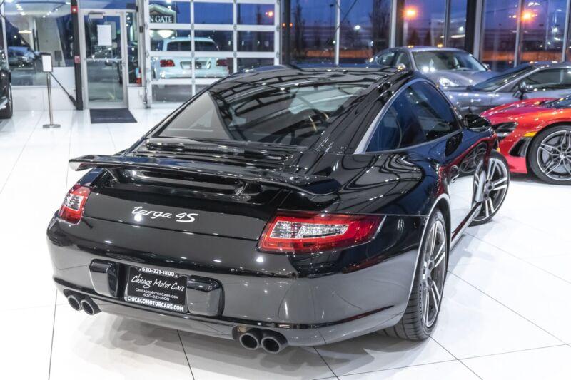 Image 13 Coche Americano usado Porsche 911 2008
