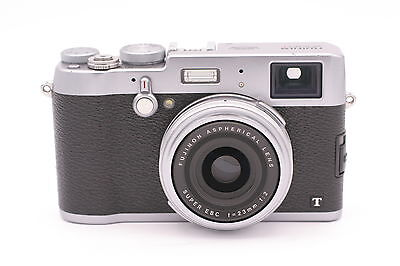 Fujifilm X Series X100T 16.3 MP Digital Camera - Silver for sale  Shipping to South Africa