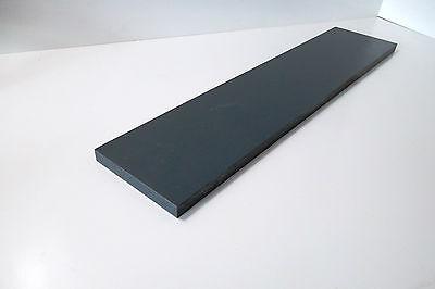 7892) PVC, Polyvinylchlorid, dunkelgrau, 15mm