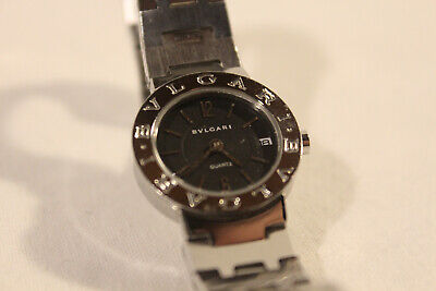 BVLGARI Bulgari Ladies Swiss Watch Quartz Battery Just Replaced