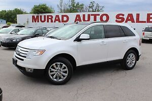 2010 Ford Edge !!! ALL WHEEL DRIVE !!! LEATHER !!!