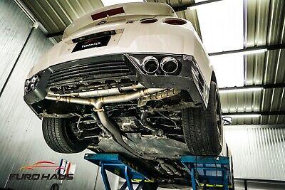 NISSAN GTR iPE F1 Innotech Exhaust Full System ( Stainless)