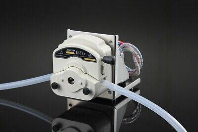 Factory Oem 57 Stepper Motor Peristaltic Pump 24v 0-3000mlmin With Silicon Tube
