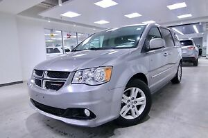 2013 Dodge Grand Caravan ONE OWNER, CLEAN CARPROOF, NON SMOKER