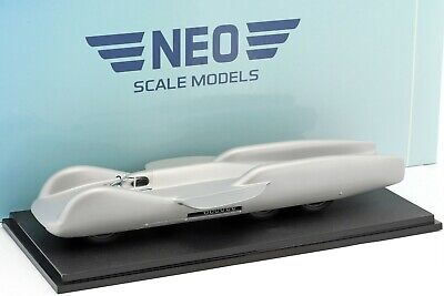 MERCEDES T80 Record 1939 Silver - 1/43 - Neo Scale Models