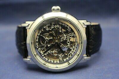 Stuhrling Original ST-90089  Skeleton Automatic Watch F4B11