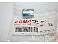 2 NOS YAMAHA SNOWMOBILE SUSPENSION SKI NUTS VMAX VENTURE PHAZER 95617-08200