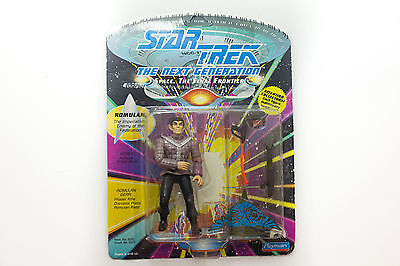 Playmates Star Trek The Next Generation Romulan Figure