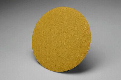 Box Of 250 - 236u 3m Hookit Sand Paper - 5 127mm - P320 Grade - Part 55586
