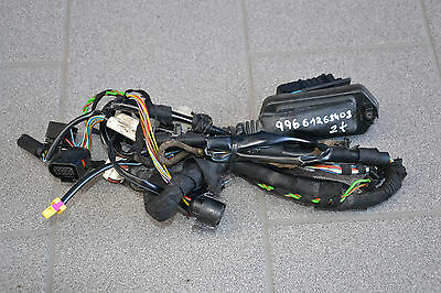 Porsche 911 996 Cabriolet Cable Loom Door Left Door Cable Harness 99661263403
