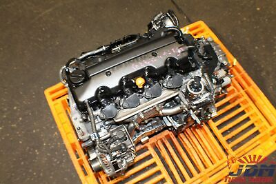 06-11 HONDA CIVIC 1.8L SOHC 4-CYL VTEC ENGINE & AUTOMATIC TRANSMISSION JDM R18A
