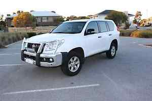 Toyota LandCruiser Prado D4D. 150series turbo diesel Wilson Canning Area Preview